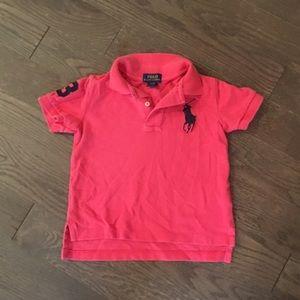 Boys Polo Ralph Lauren shirt